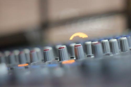 Free stock photo of audio mixer