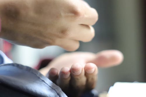 Free stock photo of hands