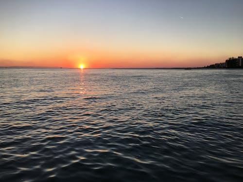Free stock photo of bay, ocean sunset, sunset