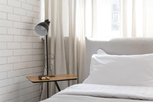 Бесплатное стоковое фото с в помещении, гостиница, двойной
