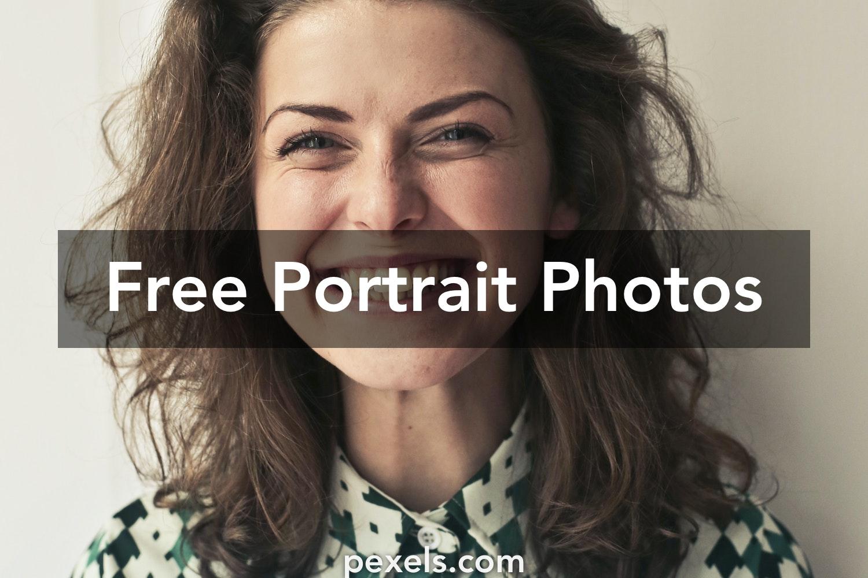 Portrait Photos · Pexels · Free Stock Photos