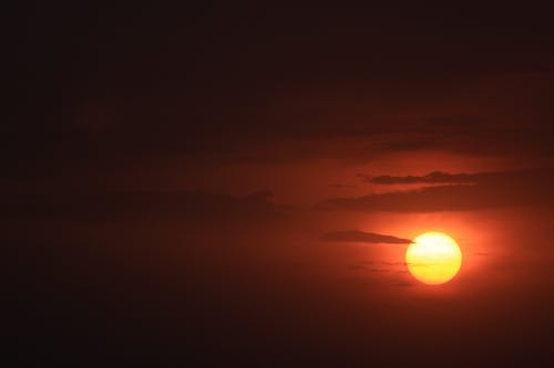 Free stock photo of Beautiful sunset, sunset, sunset background
