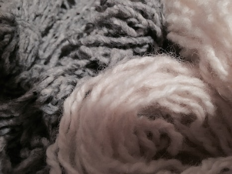 Free stock photo of raw, wool, natural, simple