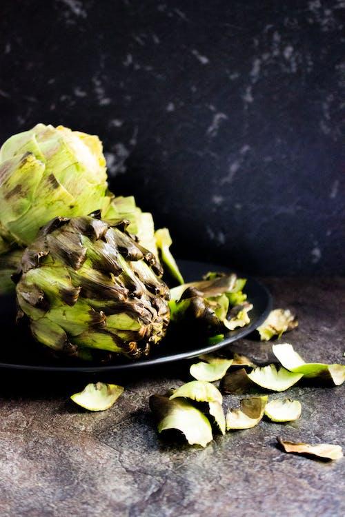 겨울, 신선한, 아티 초크, 야채의 무료 스톡 사진