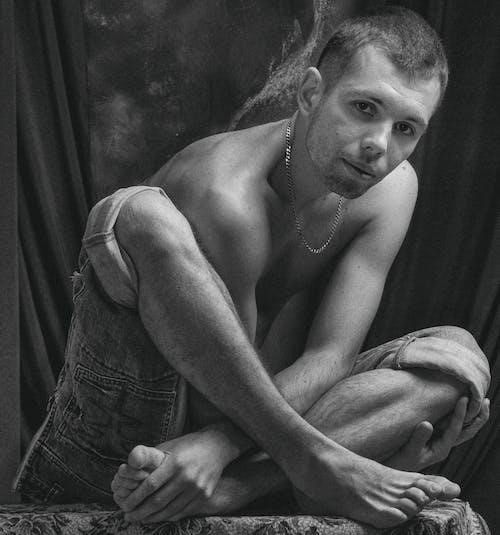 Imagine de stoc gratuită din adult, afecțiune, alb-negru