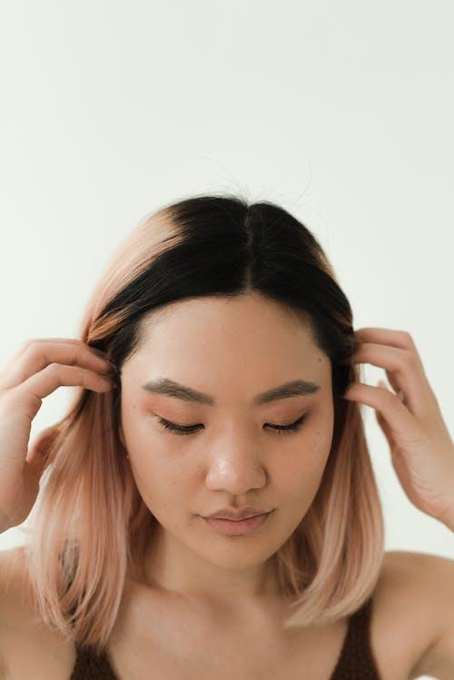 Gratis stockfoto met aantrekkelijk mooi, aantrekkingskracht, Aziatisch