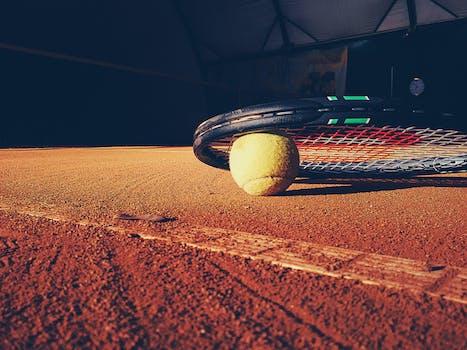 Free stock photo of sport, ball, tennis, exercise