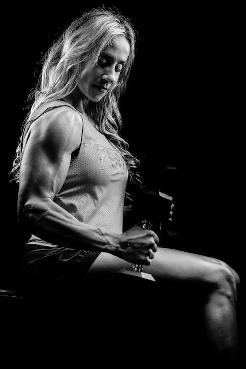 Δωρεάν στοκ φωτογραφιών με bodybuilder, bodybuilding, γήρανσης και γυμναστικής, κατάλληλες γυναίκες