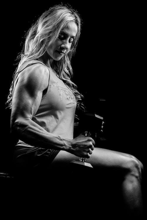 aldring og fitness, bodybuilder, bodybuilding