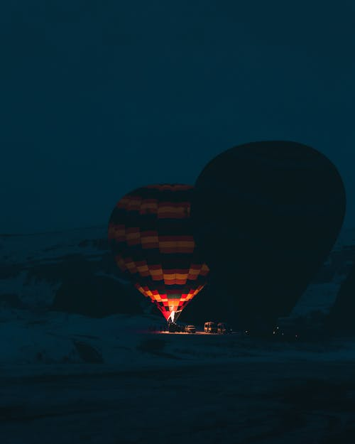 Free stock photo of cappadocia, hotairballoon, kapadokya