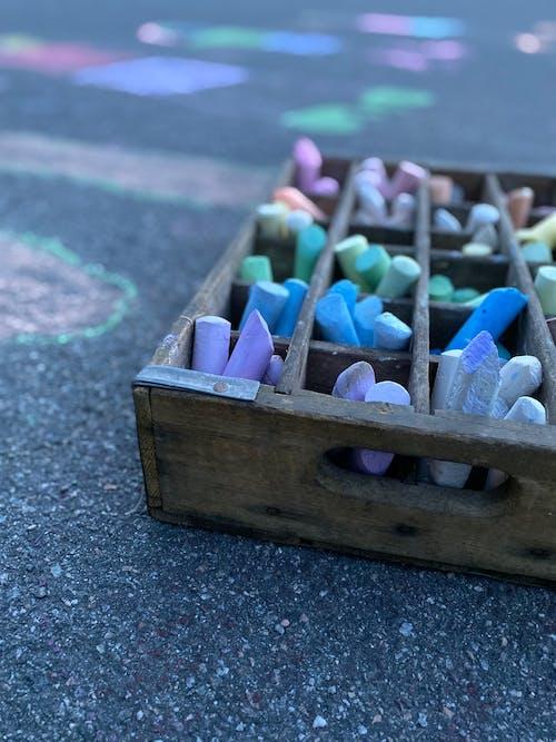 Gratis arkivbilde med barn, farge, ferie