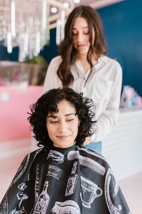 Ilmainen kuvapankkikuva tunnisteilla asiakas, hiukset, hius