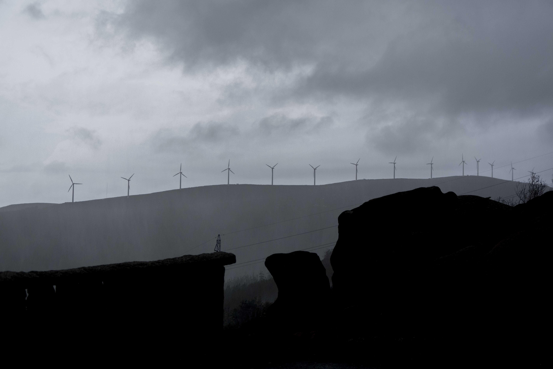 Free stock photo of alternative energy, clouds, dark, ecology