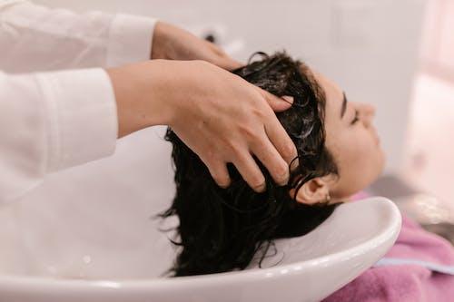 가라앉다, 머리, 살롱의 무료 스톡 사진