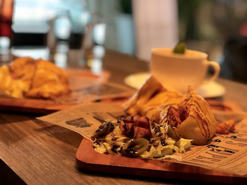 Free stock photo of Mexican Food, pancakes, restaurant