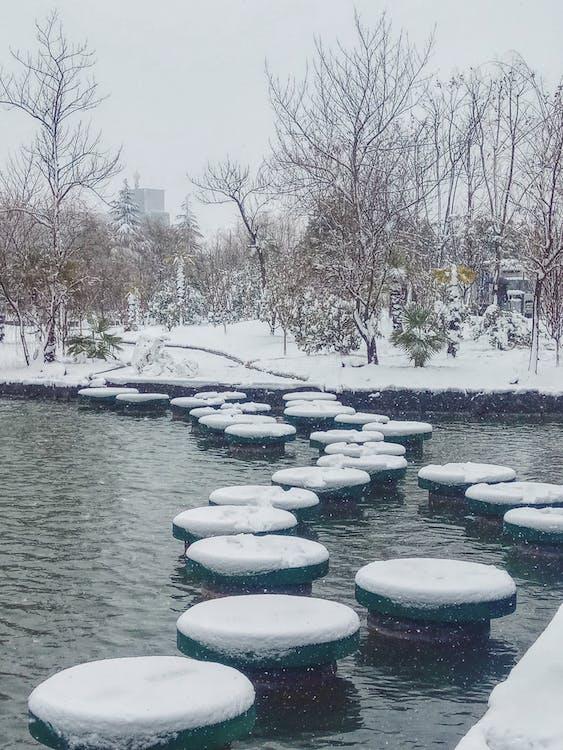 kar gölü içeren Ücretsiz stok fotoğraf