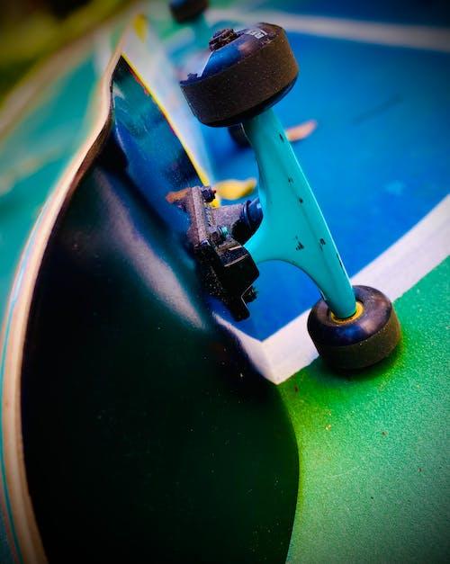 Free stock photo of court, skateboard