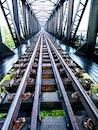 Black Metal Railway