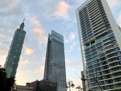 Free stock photo of building, business center, taipei
