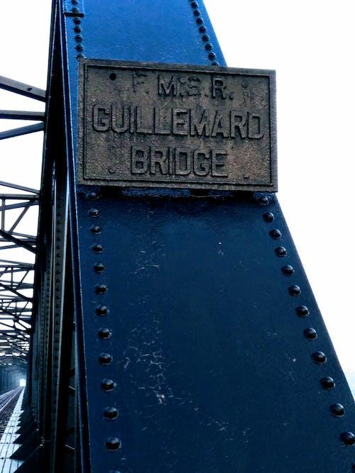 Gratis lagerfoto af guillemard bridge - kelantan