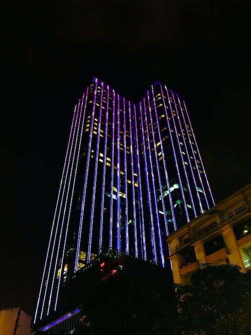 Gratis stockfoto met fel, Ho Chi Minh City, nacht, neon