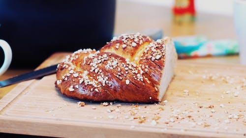 Základová fotografie zdarma na téma challah, chleba, chutný, domácí
