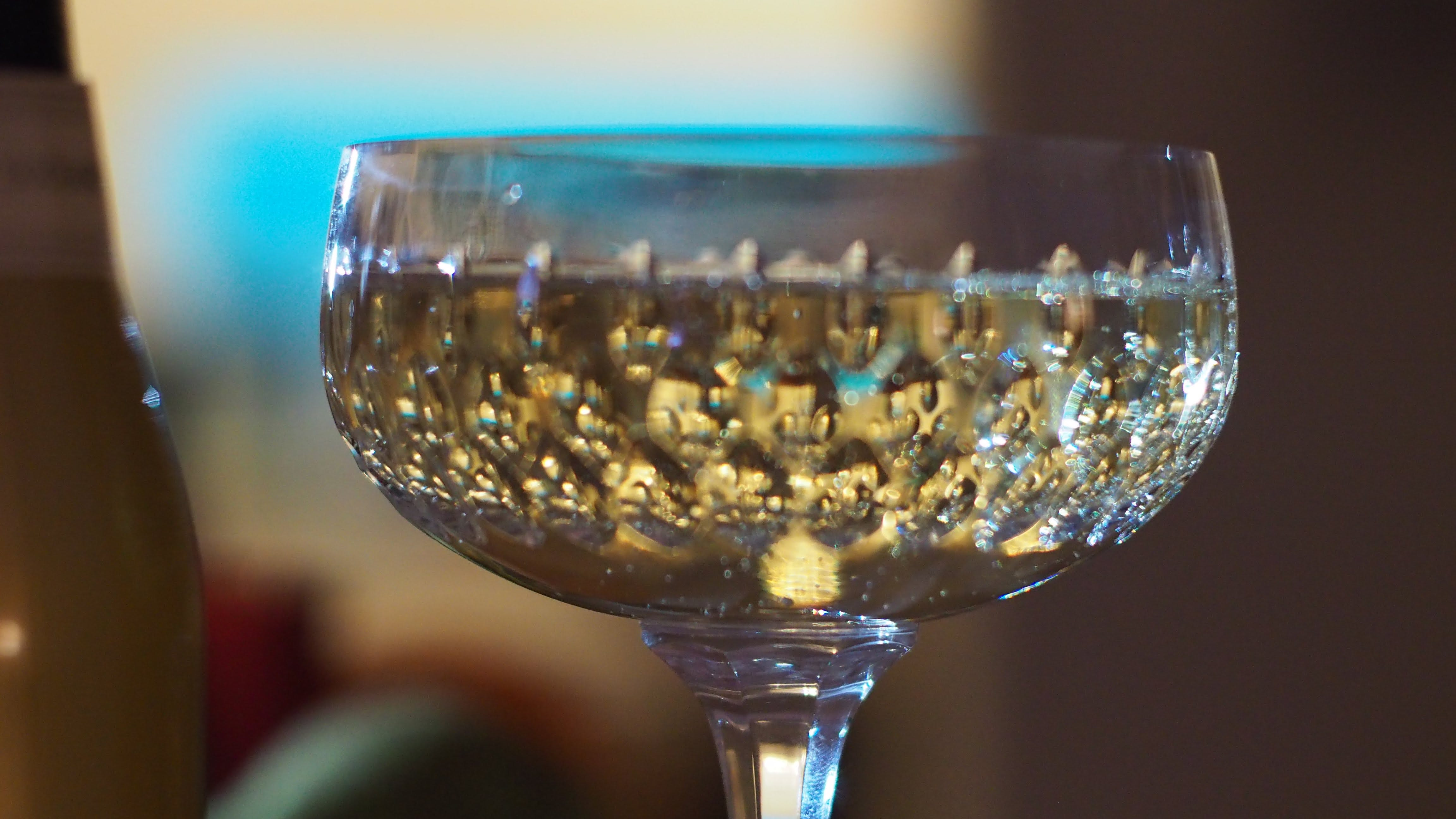 Free stock photo of champagne, champagne glass