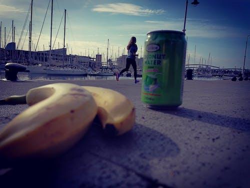 Fotobanka sbezplatnými fotkami na tému bežec pre zdravie, námorný prístav, zdravé jedlo
