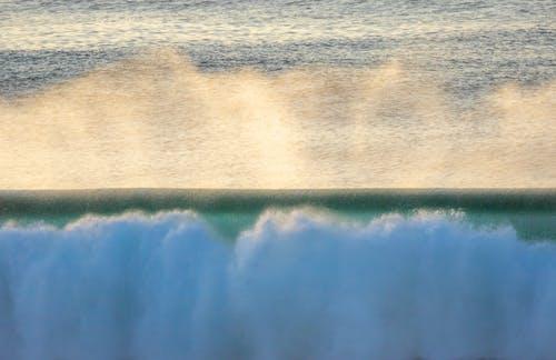 Gratis arkivbilde med bølger, hav, natur
