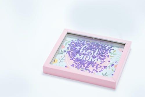 Darmowe zdjęcie z galerii z biała powierzchnia, karta dnia matki, kopiowanie