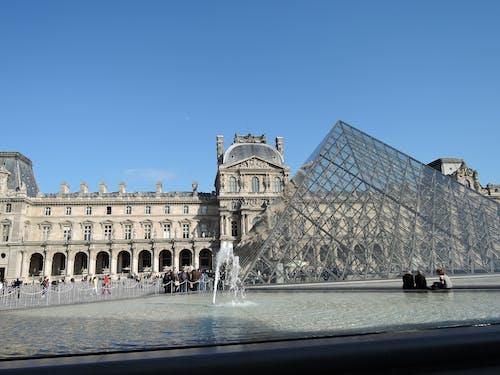 คลังภาพถ่ายฟรี ของ ปารีส, พิพิธภัณฑ์ลูฟร์