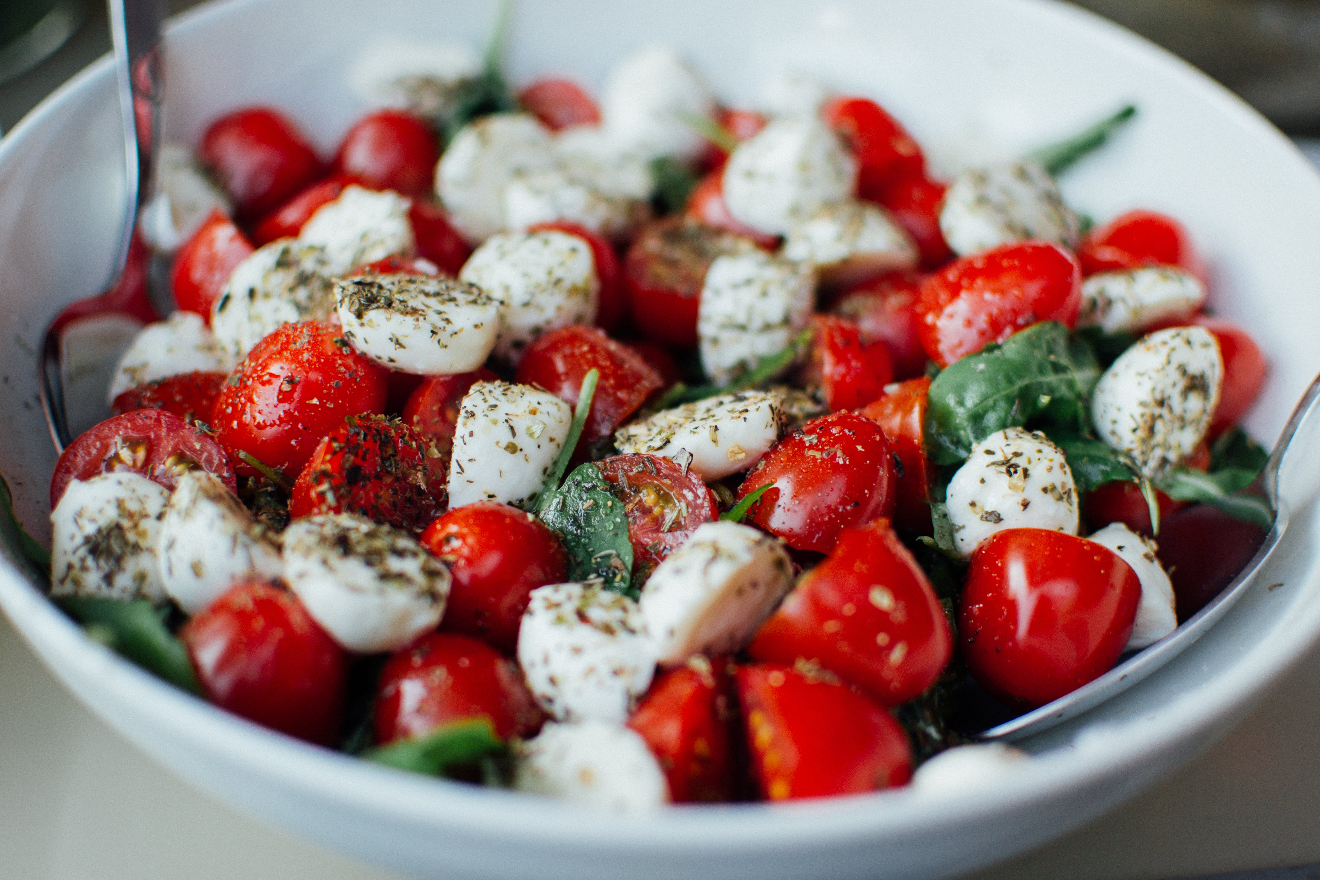 Free stock photo of food, salad, healthy, tomatoes