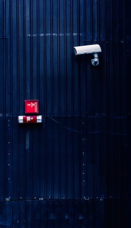 กล้องรักษาความปลอดภัย, กล้องวงจรปิด, การรักษาความปลอดภัย