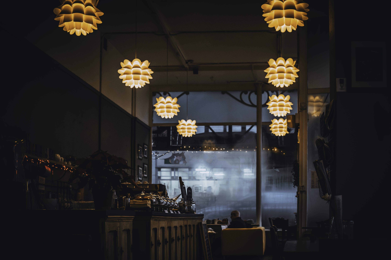 Základová fotografie zdarma na téma bufet, interiér, pult, restaurace