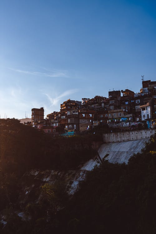 Безкоштовне стокове фото на тему «favela, місто, пейзажна фотографія»