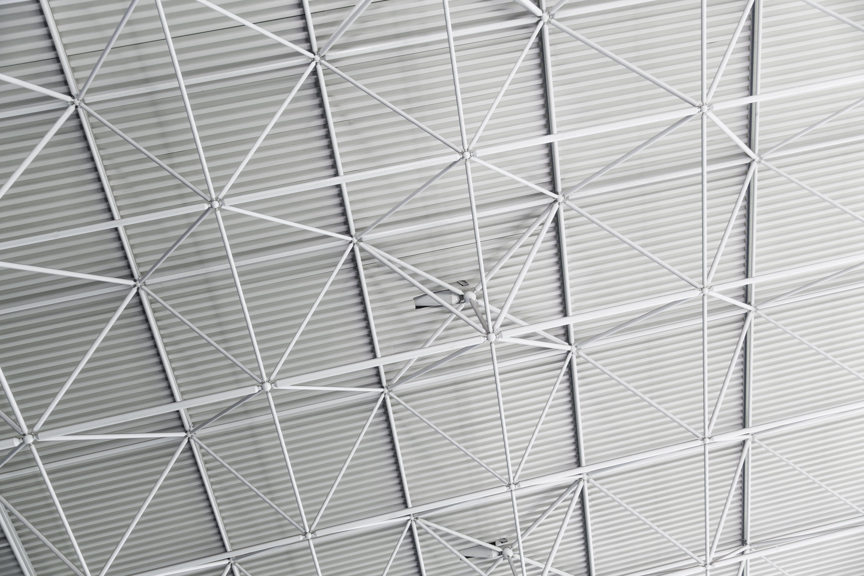 Grey Steel Galvanized Roof