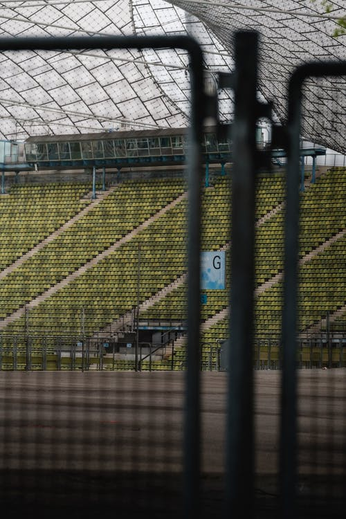 Kostenloses Stock Foto zu architektur, draußen, football