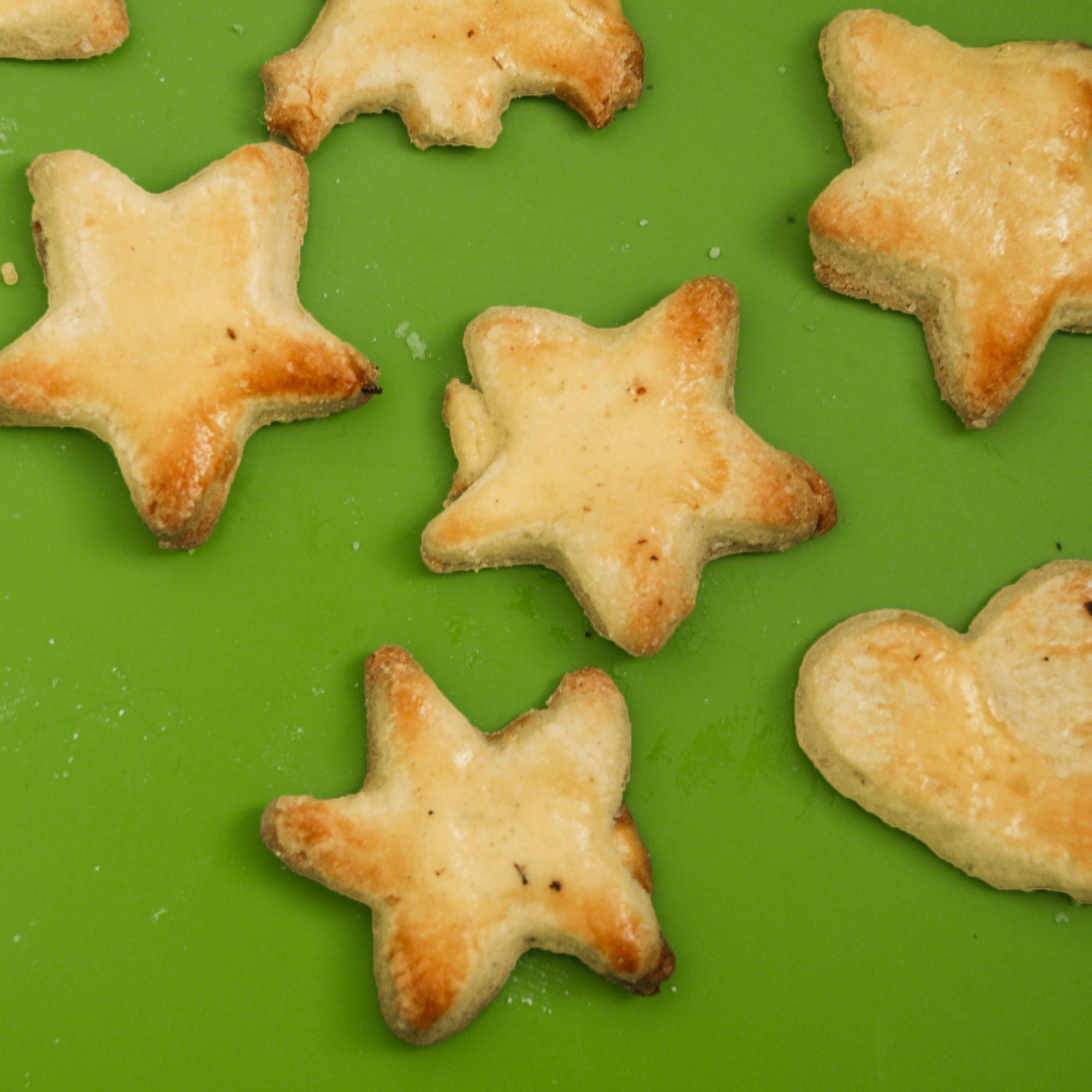 Free stock photo of bake, baked goods, christmas cookies, cookies
