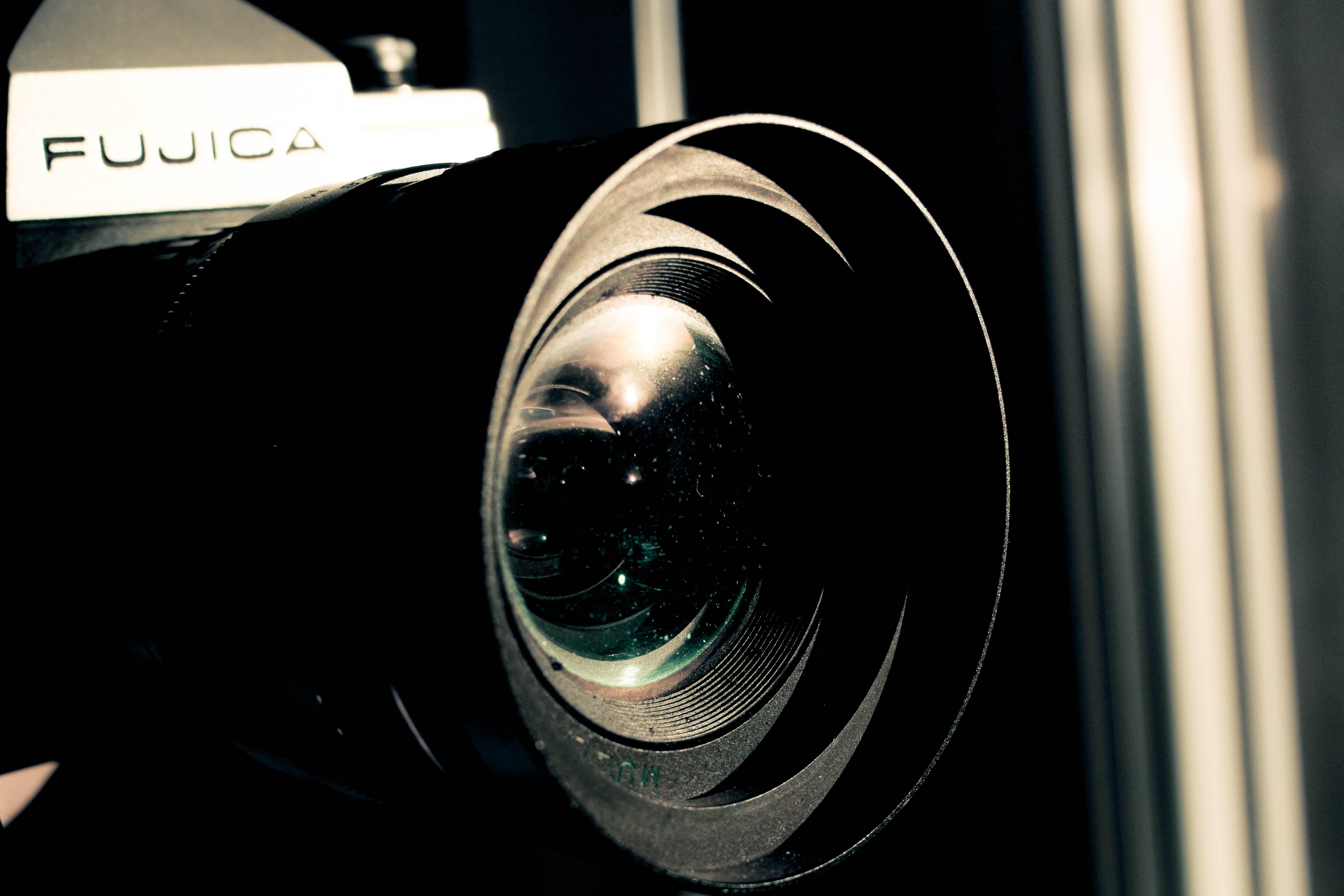 Základová fotografie zdarma na téma detail, fotoaparát, křivka, lehký