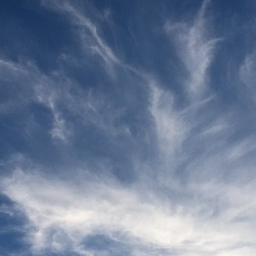 Immagine gratuita di cielo, cielo azzurro, luce del giorno, paradiso