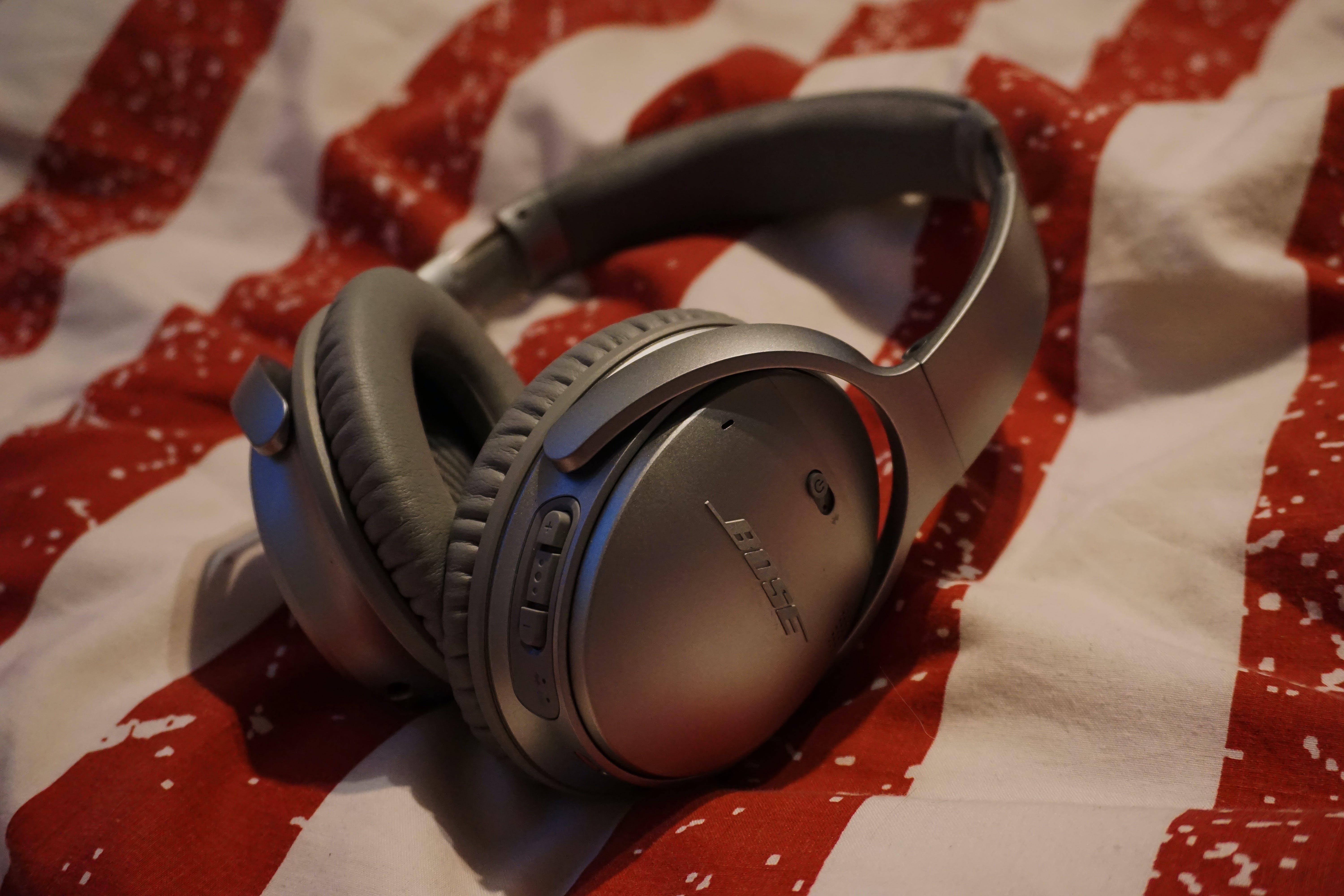 Close-up Photography of  Headphones