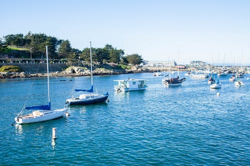 Gratis arkivbilde med båter, båthavn, fartøy, hav