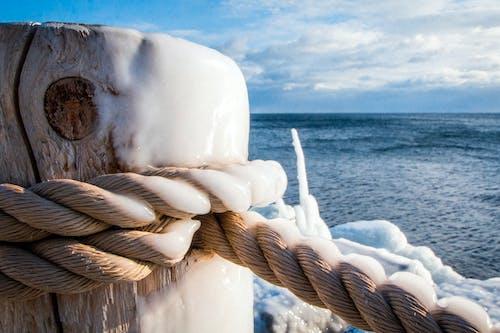 Ilmainen kuvapankkikuva tunnisteilla jää, jäätynyt, Kanada, köysi
