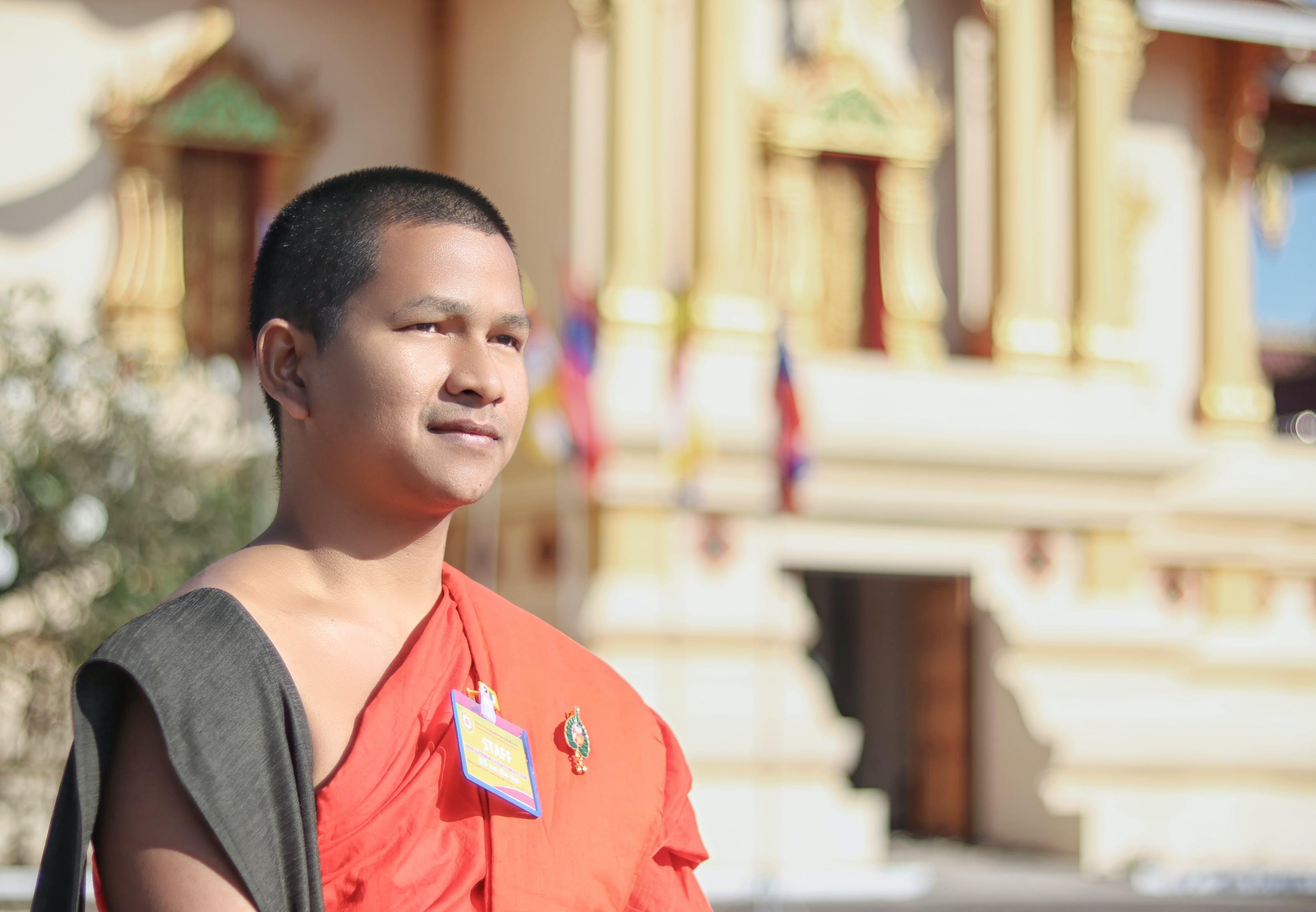 Free stock photo of laos, people, sangha, seesouk