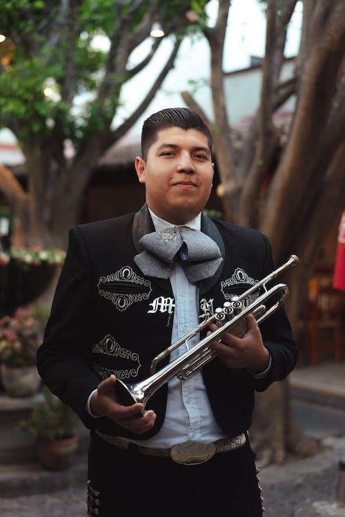 Photos gratuites de culture mexicaine, espace extérieur, expression du visage