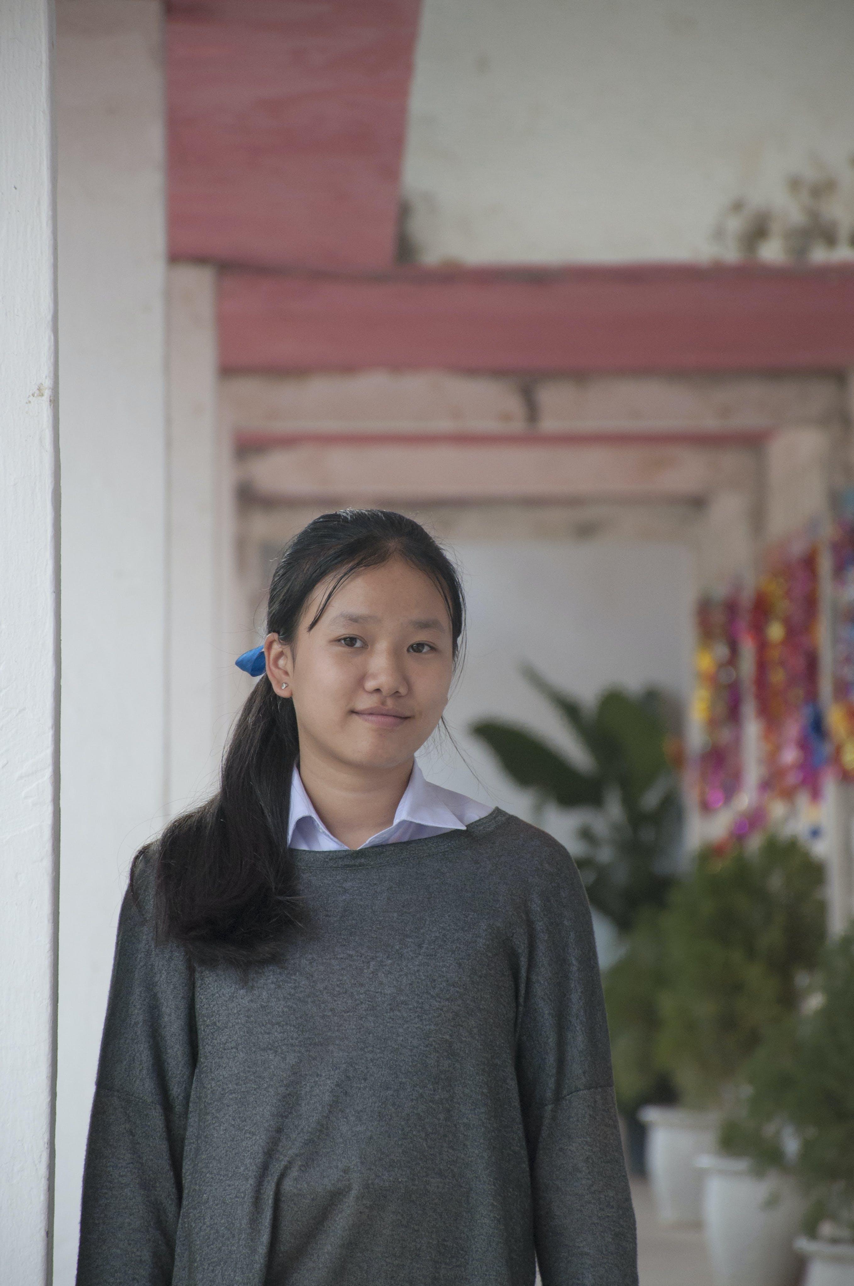 Free stock photo of beautiful, girl, laos, lovely