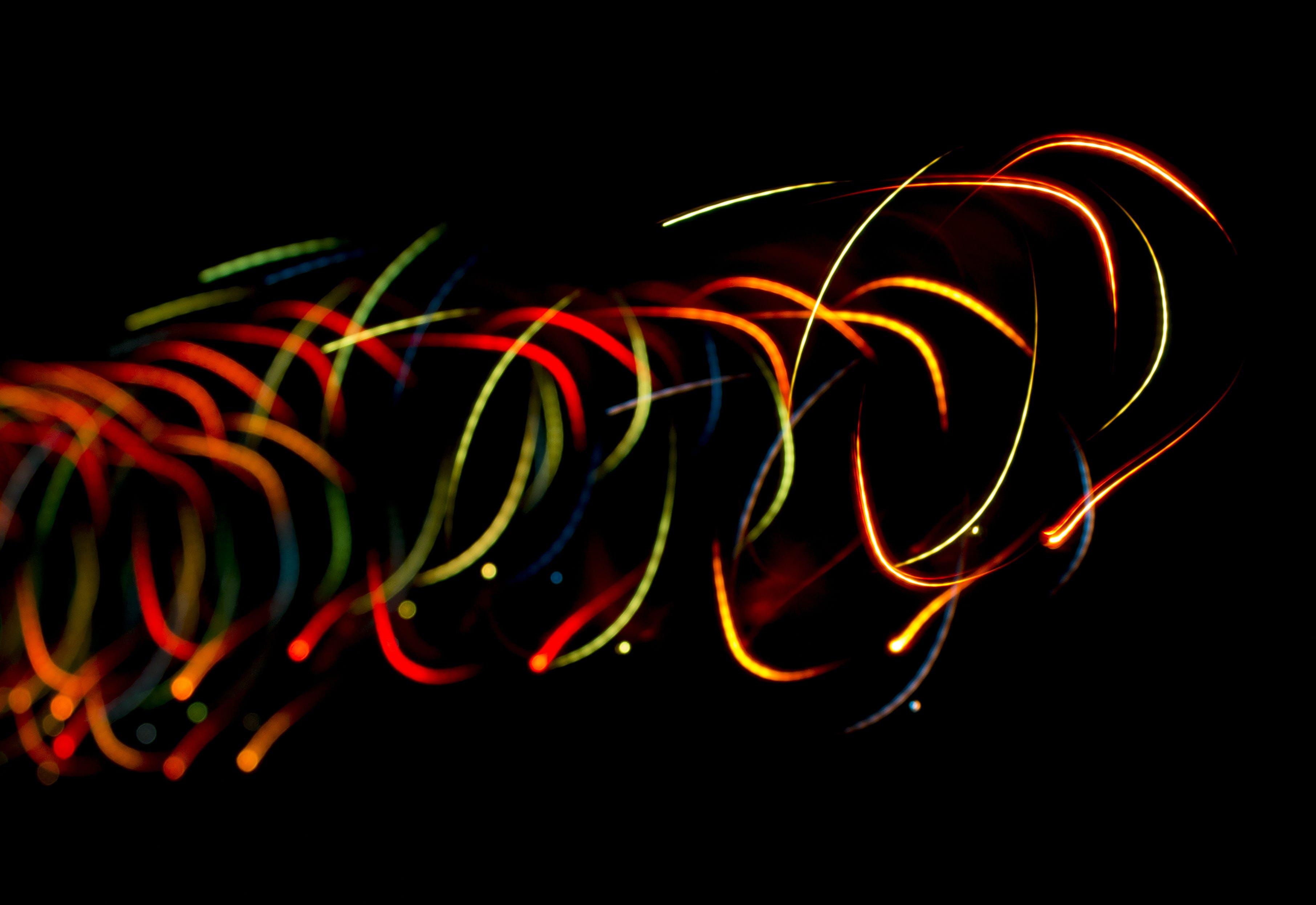 Free stock photo of lights, christmas, decorations, theme light