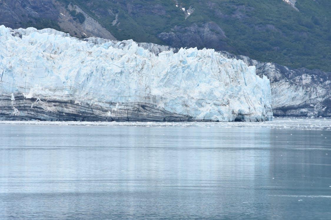 globalne ocieplenie, góra, góra lodowa