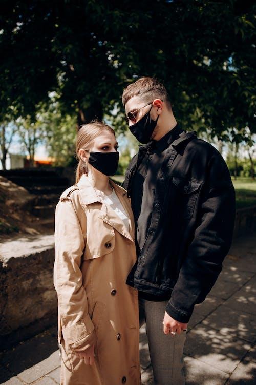 Základová fotografie zdarma na téma bezpečnost, bunda, chodník