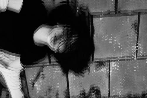 Immagine gratuita di abbandonato, apatia, bianco e nero
